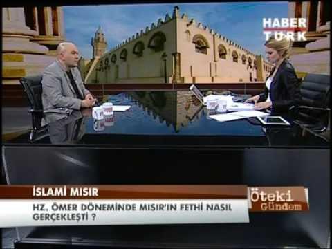 İslamiyet Sonrası Mısır - 1 (Emevi-Abbasi-Tulunoğulları-Fatimi-Eyyübi-Memlüklü-Osmanlı)