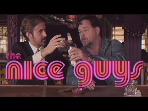 The Nice Guys (70's Retro Trailer)