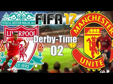 FIFA 17 Derby-Time #02 | Liverpool Vs Manchester United | [GER] [HD] | DSTV