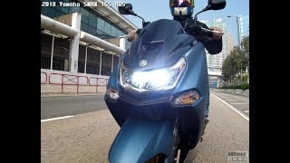 6. 2018 Yamaha SMAX 155 ABS 本地試騎
