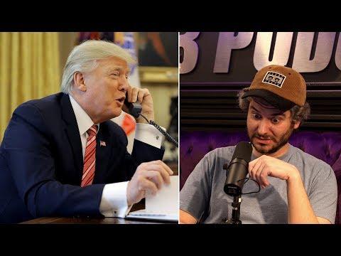 President Trump Calls Into the H3 Podcast