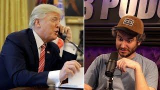 Video President Trump Calls Into the H3 Podcast MP3, 3GP, MP4, WEBM, AVI, FLV Januari 2018