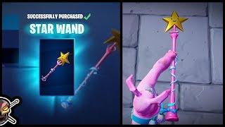 *NEW* STAR WAND Tool in Fortnite!