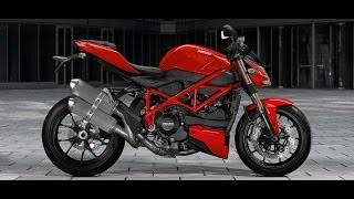 9. 2015 Ducati Street Fighter 848 Riding Review