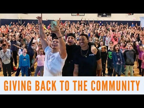 Giving Back To The Community! | The Lost Breed