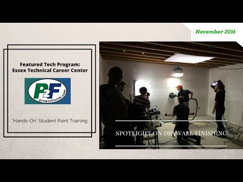 2016 Essex Tech Students Rockin' Drywall Finishing with P2F2016 Essex Tech Students Rockin' Drywall Finishing with P2F<media:title />