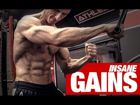My Favorite NEW Back Exercise (BEST FOR LATS)