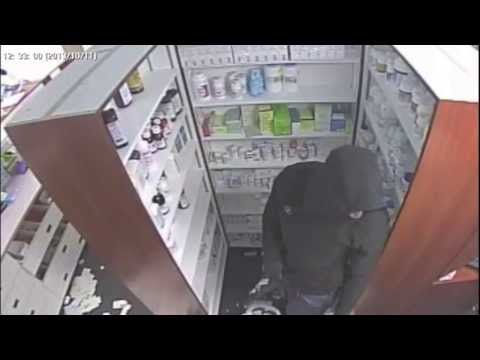 Drug Store Robbery