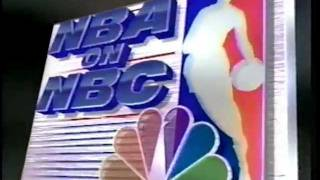 NBA on NBC Intro - Game 4 - Lakers/Pacers - 2000 NBA Finals