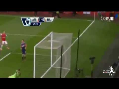 Arsenal 2 0 Fulham│Arsenal vs Fulham 2 0 All Goals HighLights