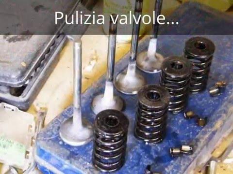 Riparazione testata motore CLIO II