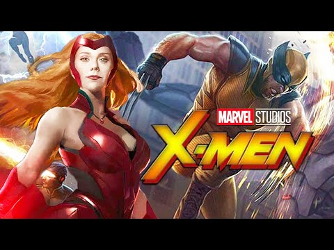 Wandavision Trailer - Avengers House of M Scene and Marvel Phase 4 Easter Eggs Breakdown