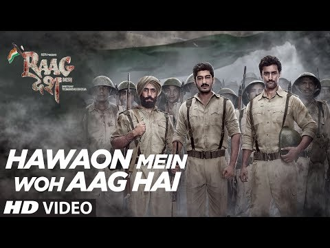 Hawaon Mein Woh Aag Hai Songs mp3 download and Lyrics