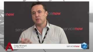 Craig Wishart speaks to TheCube about Service Stream