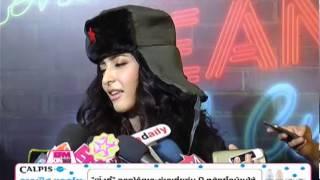 EFM ON TV 2 November 2013 - Thai TV Show