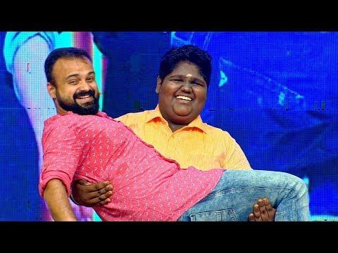 Comedy Utsavam With Chackochan &  Vaishnav Girish│Flowers│Ep# 46