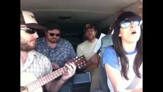 Hall and Oates - I Can't Go For That - Cover by Nicki Bluhm and The Gramblers - Van Session 17