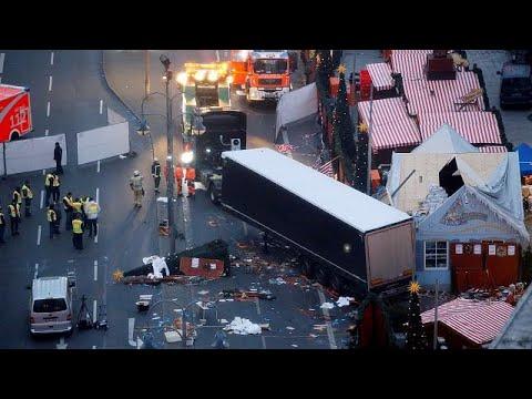 Ένας χρόνος από την τρομοκρατική επίθεση στην χριστουγεννιάτικη αγορά του Βερολίνου…
