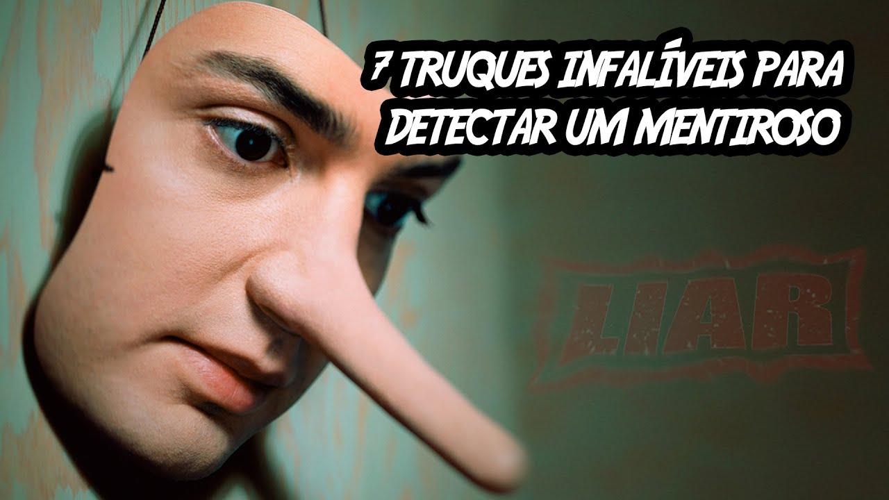 7 truques infalíveis para detectar um mentiroso