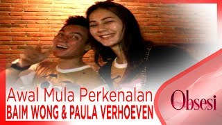 Video So Sweet !! Inilah Awal Mula Perkenalan BAIM WONG & PAULA VERHOEVEN Yang Lewat Internet !! - OBSESI MP3, 3GP, MP4, WEBM, AVI, FLV April 2019