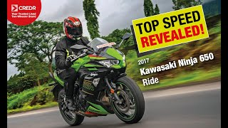 6. 2017 Kawasaki Ninja 650: Sharper Than Ever