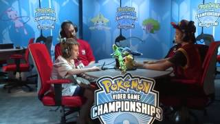 2016 Pokémon National Championships: VG Juniors Finals by The Official Pokémon Channel