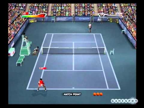 top spin 4 playstation 2