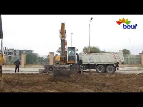 افتتاح المنطقة الخضراء بعد عناء في العاصمة بغداد