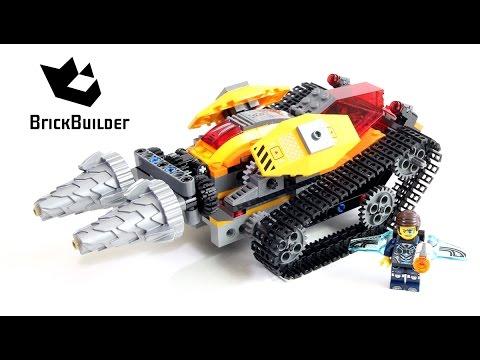 """Конструктор Lego Ultra Agents 70168 """"Добыча алмазов"""""""