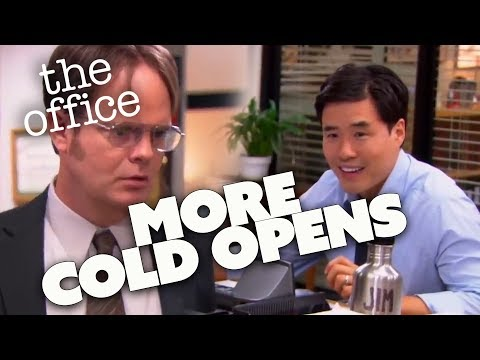 EVEN MORE The Office US COLD OPENS | Comedy Bites