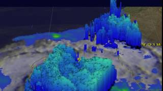 GPM Flyby of Tropical Storm Dineo by NASA