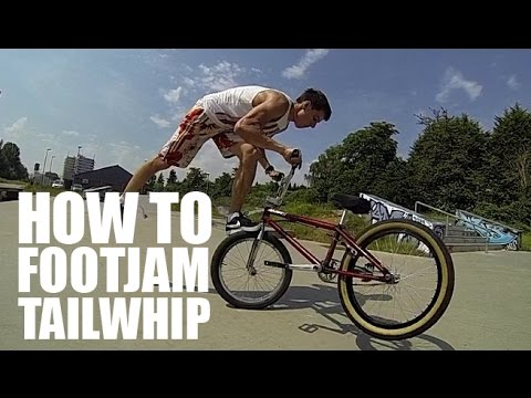Footjam tailwhip