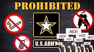 Video 5 things you cant do in an Army uniform MP3, 3GP, MP4, WEBM, AVI, FLV Agustus 2018