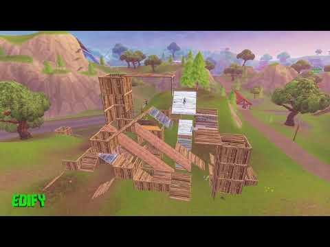 EDIFY Gaming Fortnite Solo Tournament! 1st Event. (видео)