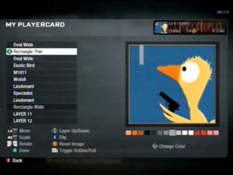 Black Ops Cool Emblem (FPS RUSSIA INSPIRED) - Original