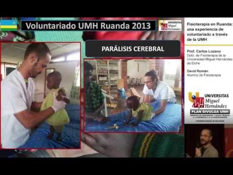 FISIOTERAPIA EN RUANDA: UNA EXPERIENCIA DE VOLUNTARIADO A TRAVÉS DE LA UMH