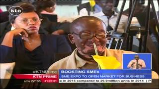 Kenya National Chamber of Commerce seeks to open up markets for SMES