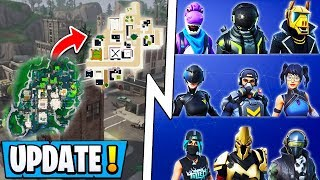 *NEW* Fortnite Season 10 Update! | Tilted Changing, All Skins & Leaks, Vote for Shop ( Season X )!