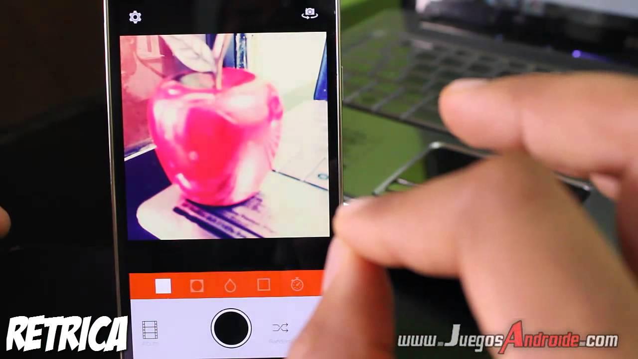 Descargar Las mejores aplicaciones para la camara y hacer selfies para celular #Android