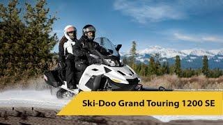 4. Обзор Ski Doo Grand Touring 1200 SE
