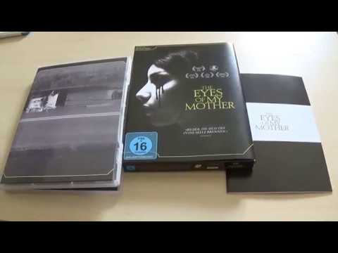 The Eyes of my Mother - DVD unboxing - Vorstellung