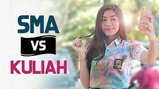 Video SMA vs KULIAH   ISENG Project ft. Mega Gumelar MP3, 3GP, MP4, WEBM, AVI, FLV Oktober 2018
