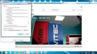 Видео. Как настроить и подключить ip видеокамеру к видеорегистратору