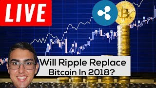 Will Ripple ($XRP) Replace Bitcoin ($BTC)?