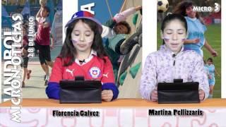 Micro Noticias 3 TVA COMENTA!
