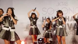 So Long HS Festival 20170513 Senbatsu - Suzukake Nanchara (Kinal Cam)