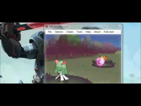 Pokemon x y rom hack nds