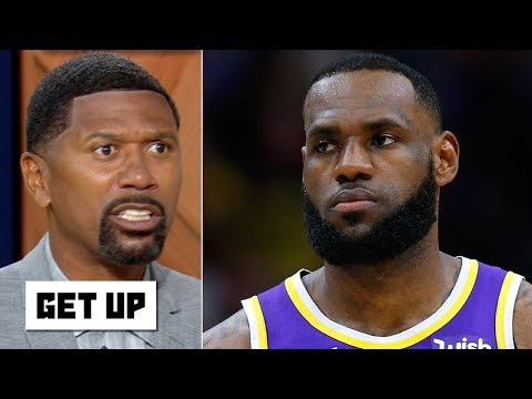 Video: LeBron may need to defend himself due to David Griffin's comments - Jalen Rose | Get Up