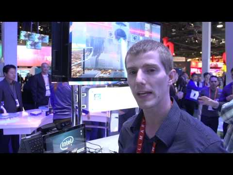 Intel Perceptual Technology Demo – Look Ma, No More Keyboard & Mouse! Linus Tech Tips CES 2013