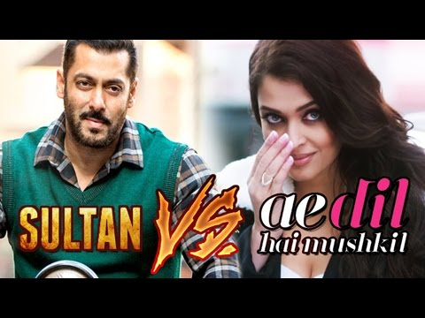 Aishwarya Rai Bachchan Beats Salman Khan | Ae Dil